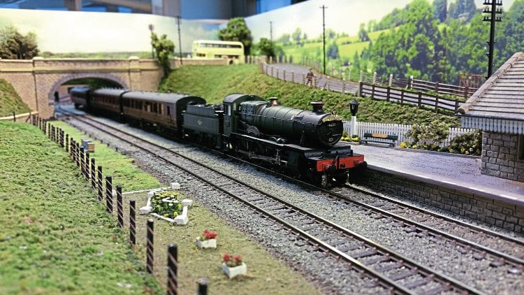 Among The Model Railways On Display At The Open House Weekend Will Be  Chollerford, A GWR Themed OO Gauge Layout.