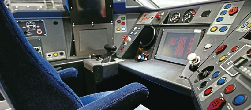 train builder hitachi rail europe has donated a drivers cab of its new intercity train to the national railway museum at york museum visitors will have