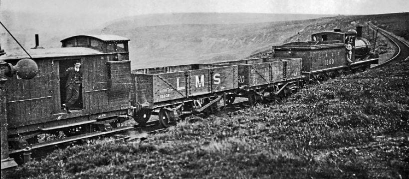 RAILWAY HISTORY – and site of an LNER terminus and MPD
