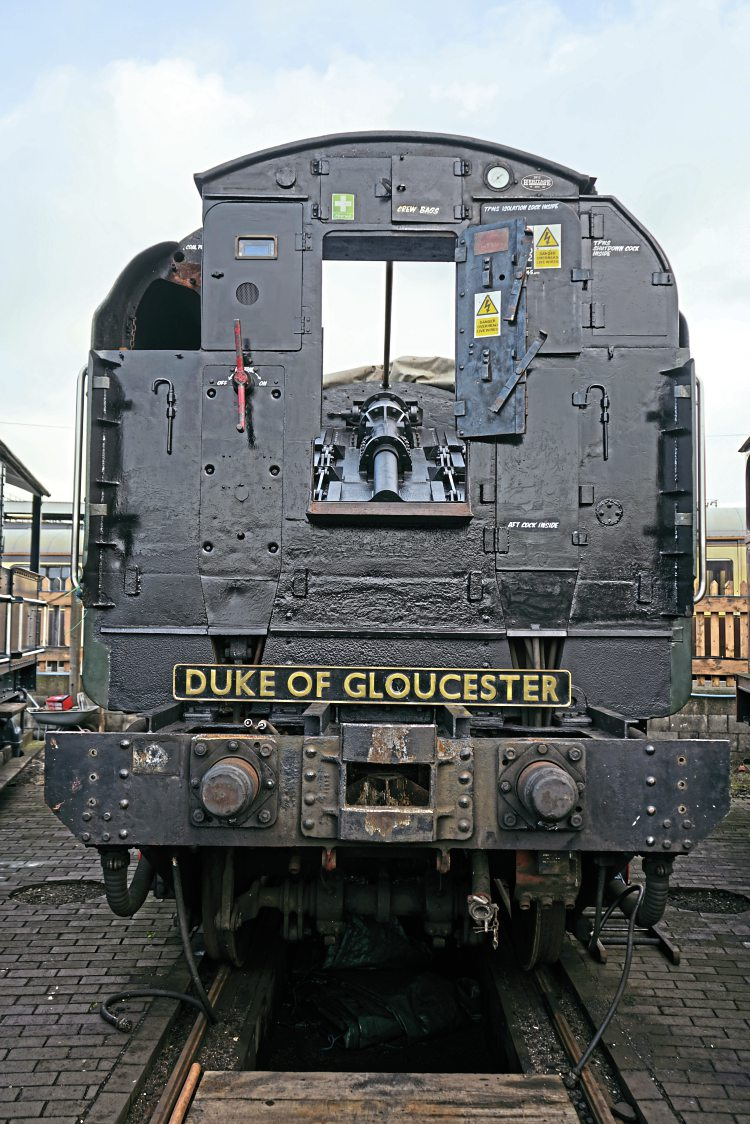 Duke's future is secured – Heritage Railway