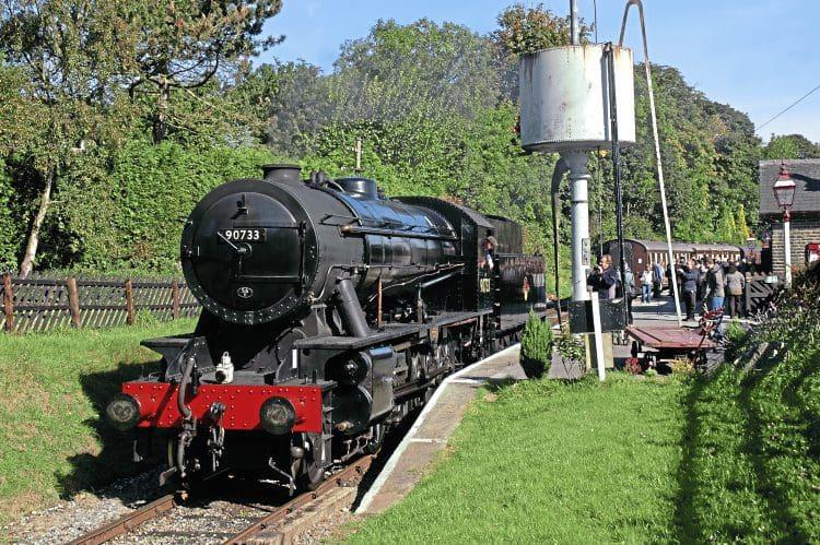 FEATURE: Robert Riddles, Britain's last steam chief