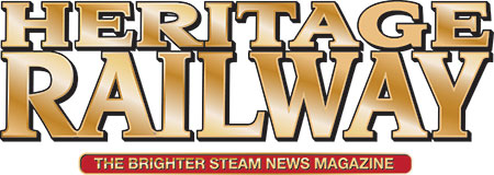 Heritage Railway Magazine Logo