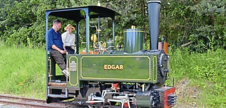 North Bay's Edgar – Heritage Railway