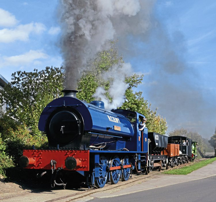 Middleton Colliery Remembered At Gala Heritage Railway