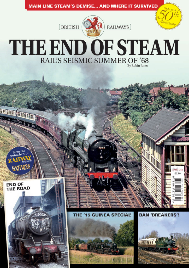 10 Christmas Gift Ideas For A Rail Enthusiast Heritage Railway