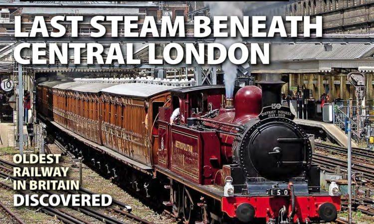 Heritage Railway cover