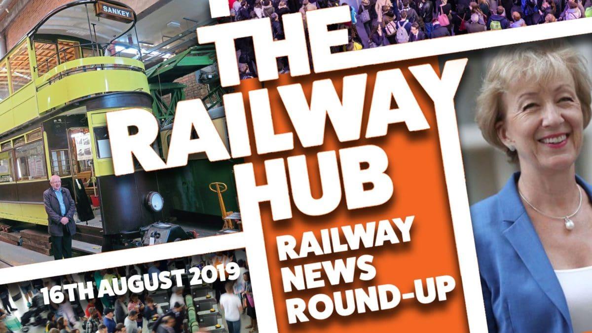 Railway News Round Up