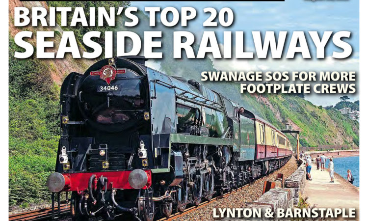 Heritage Railway Issue 257 cover