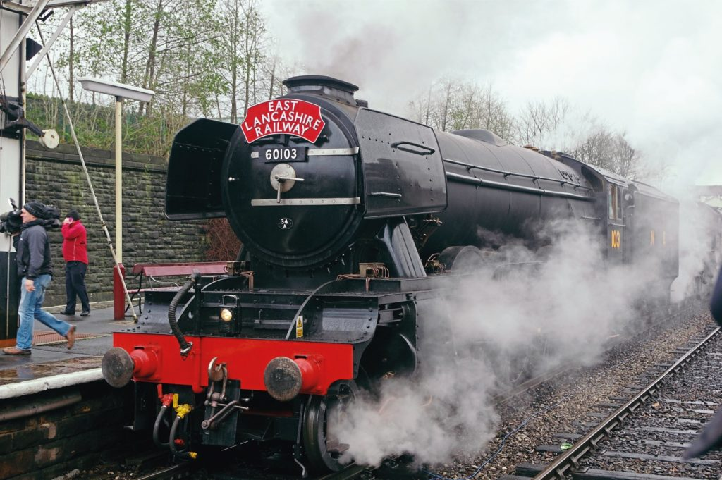 Ex-LNER 'A3' No. 60103 'Flying Scotsman'