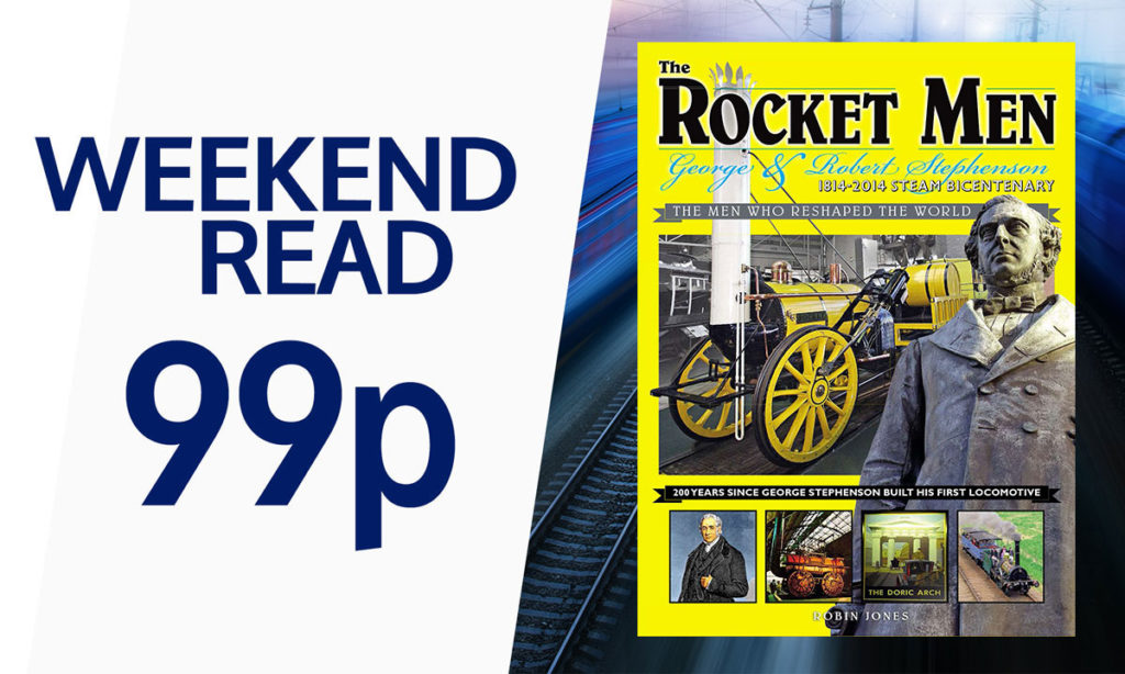 The Rocket Men is available for 99p!