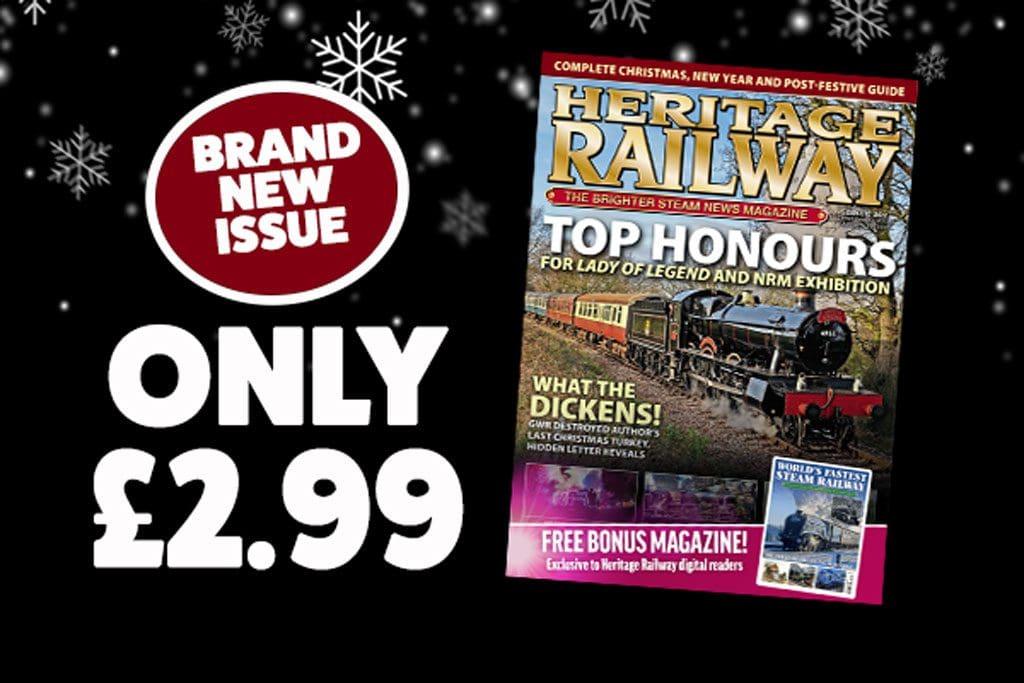 Heritage Railway offer