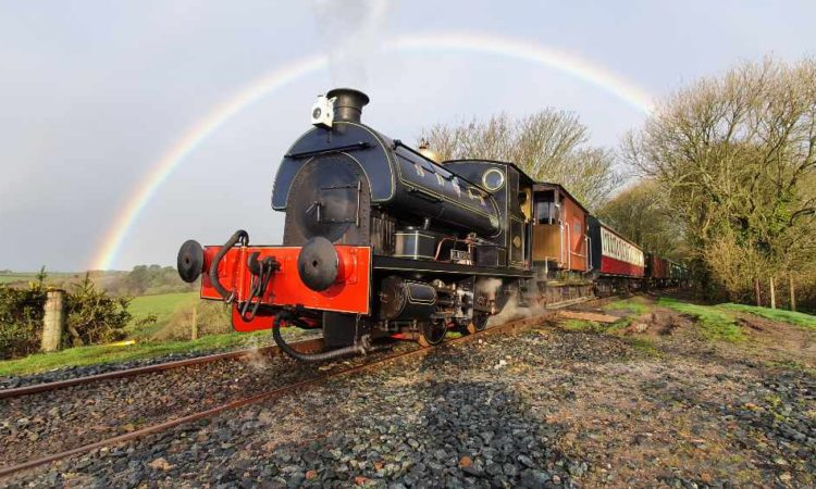 Helston Railway appeal for donations to preserve Cornwall's heritage