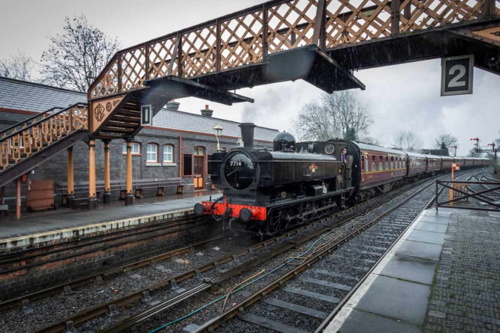 Severn Valley Railway emergency appeal hits £100,000 milestone