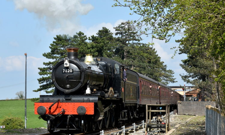 Over £100k raised in Gloucestershire Warwickshire Railway Trust's appeal