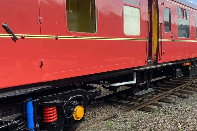 A number of train coaches have been damaged after vandals targeted Mid-Norfolk Railway - including brake coach the railway had spent £45,000 restoring.