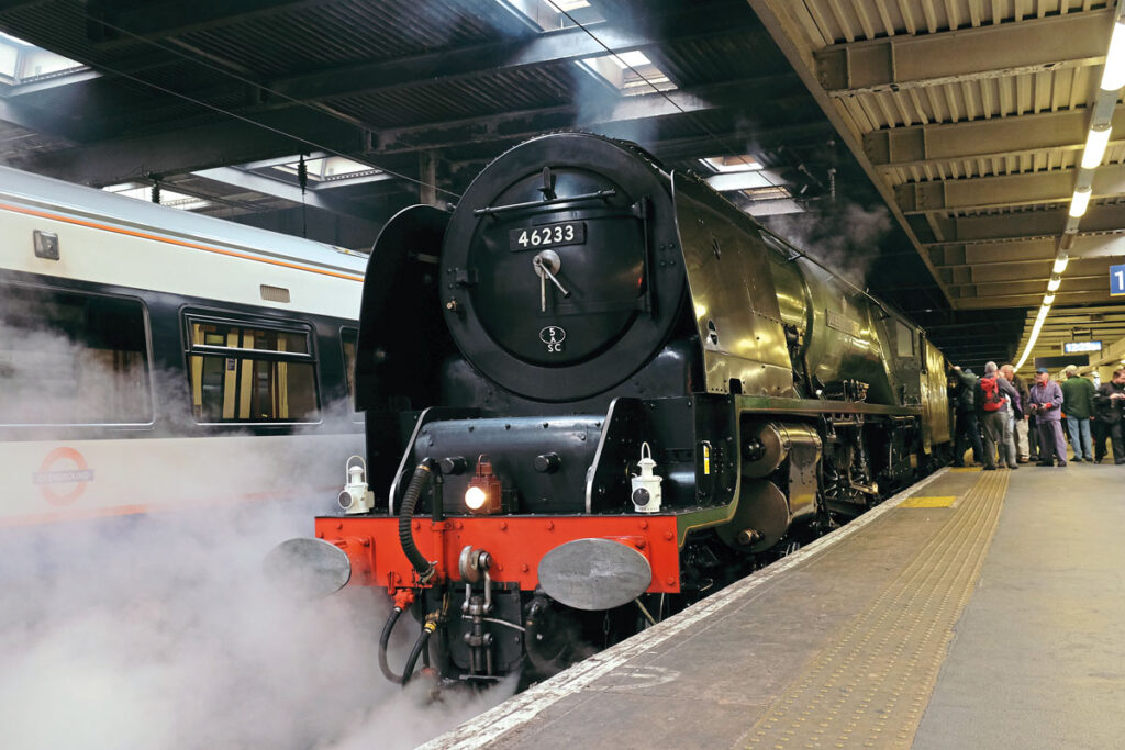 LMS Princess Coronation No. 46233 Duchess of Sutherland