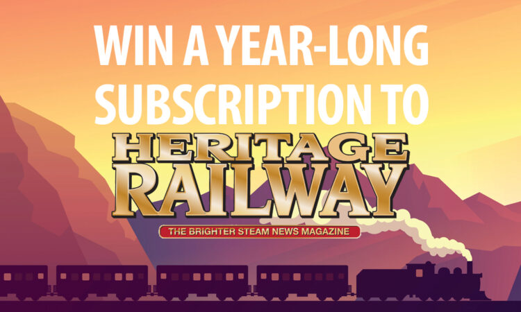 Heritage Railway competition