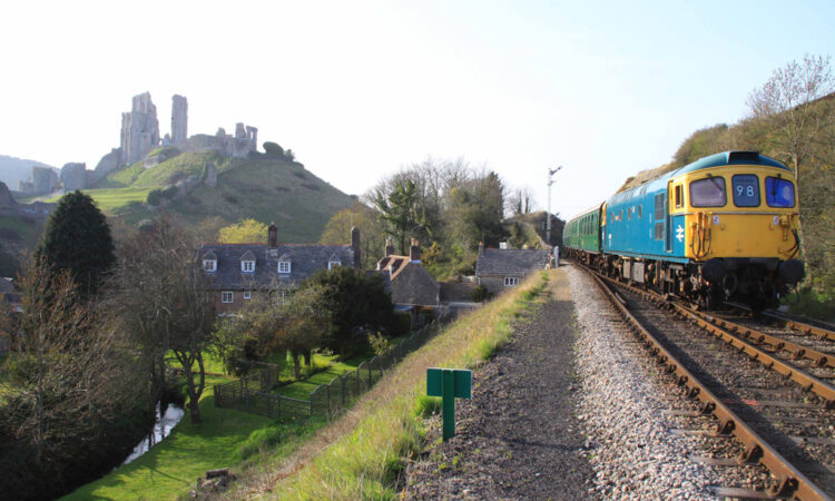 Swanage Railway reopening