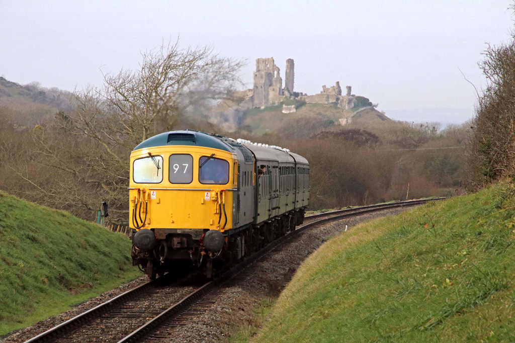 Photo: Swanage Railway