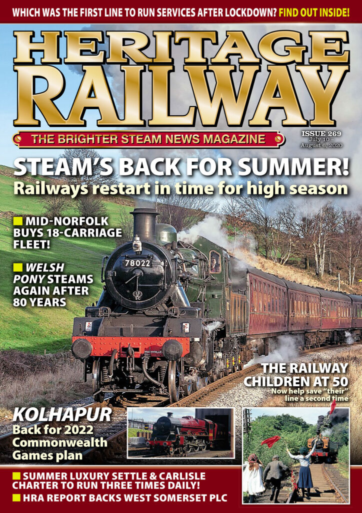 Issue 269 of Heritage Railway