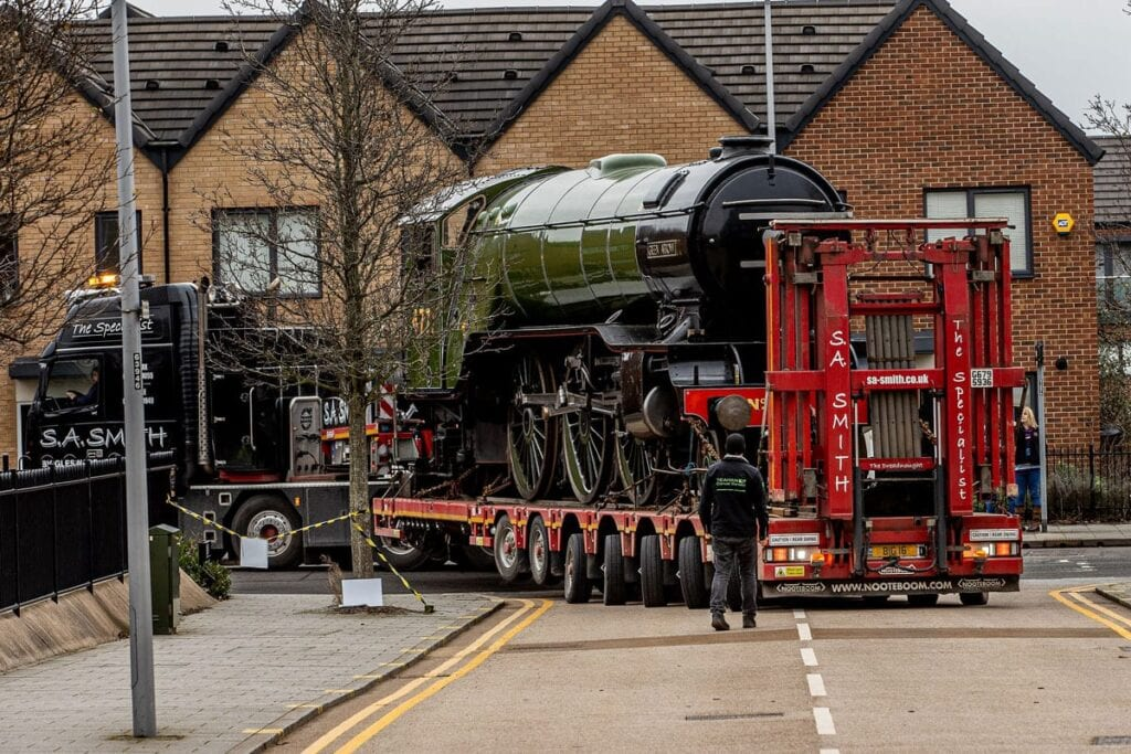 Green Arrow returns to Doncaster