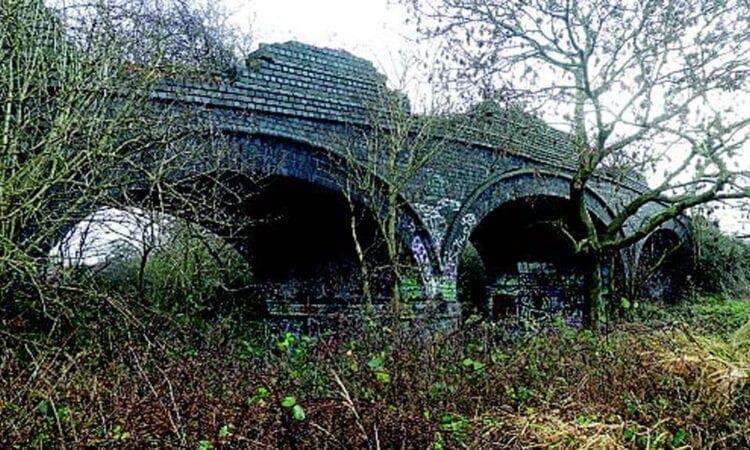 Lincolnshire Bridge 234
