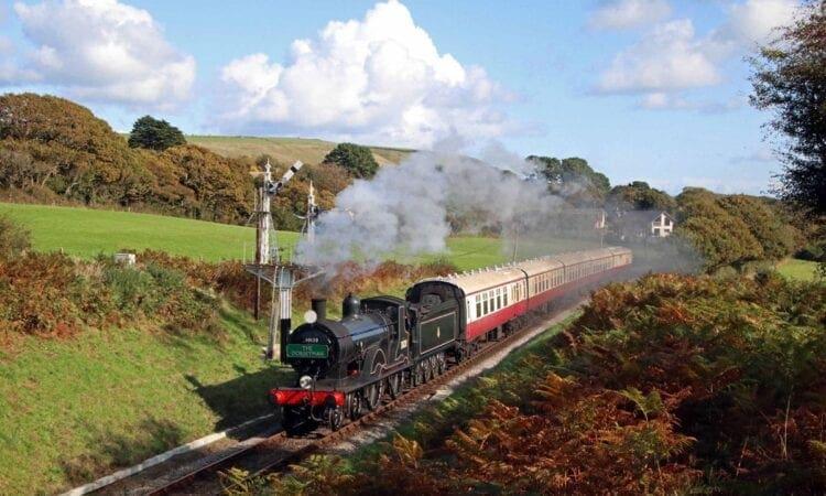 T9 30120 Harmans Cross Swanage Railway