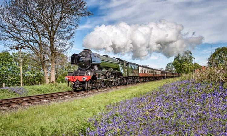Ex-LNER A3 No. 60103 Flying Scotsman
