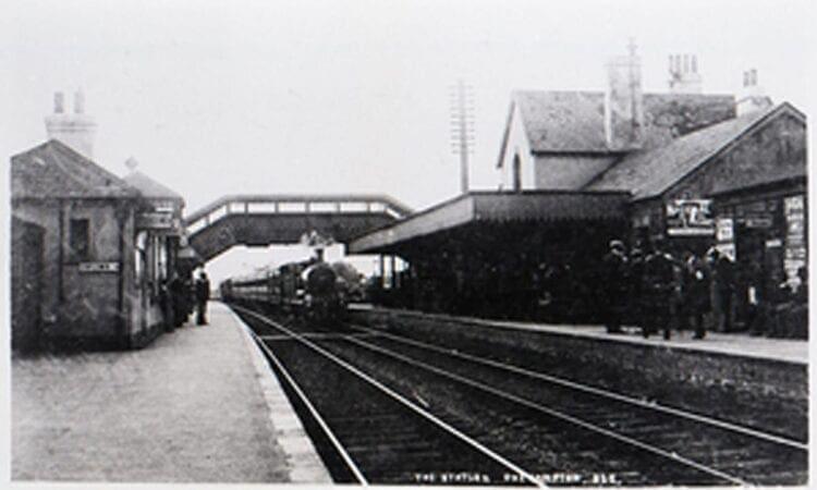 Dartmoor Line pre-1960