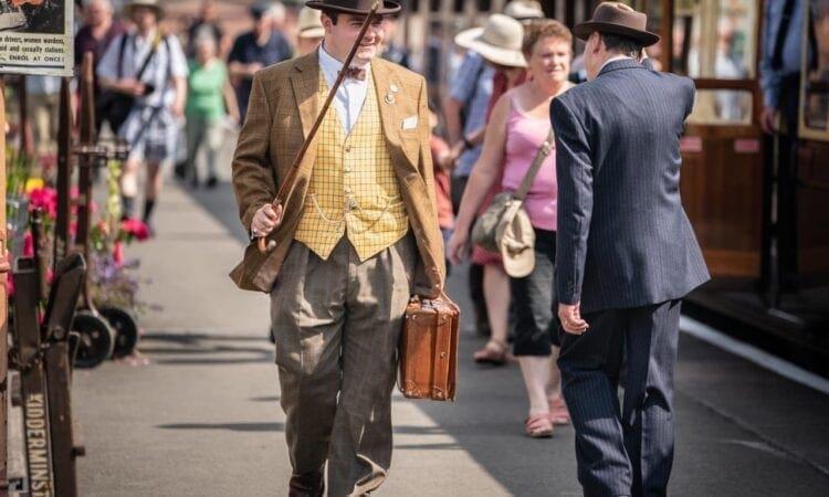 Severn Valley Railway 1940s weekend
